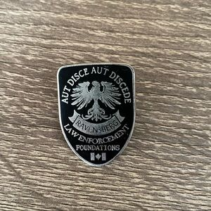 Ravensberg law enforcement pin